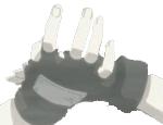 Печать концентрации чакры в руке