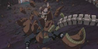 Сакура и Чиё против Сасори