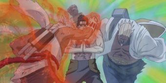 Би, Эй и Сабу против Кисаме