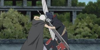 Суйгецу против Кисаме