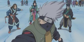 Команда №7 против Снежной Троицы