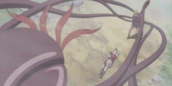 Наруто и Сакура против Нулехвостого