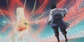 Наруто и Саске против Шинно