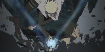 Ниндзя Листа и Акацуки против Менмы
