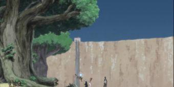 Команда №7 против Кабуто и его воскрешённых
