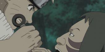Наруто и Хината против Джиги