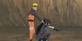 Наруто против Шизуки