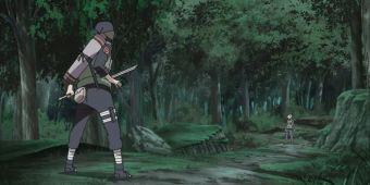 Югао и Сакура против Хаяте