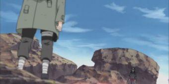 Шино и Наруто против Торуне