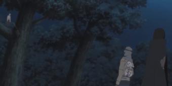 Какузу и Орочимару против Хидана