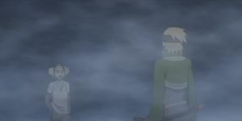 Туристы Листа и Кагура против банды Цуруши