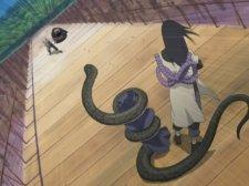 Связывающее заклинание змеи