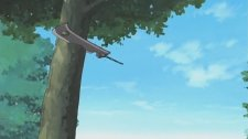 Бросок вращающегося меча