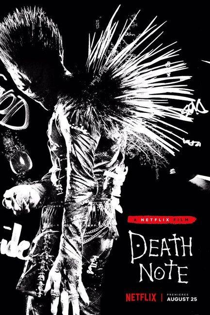 Детали фильма Death Note