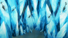 Кристальная стена
