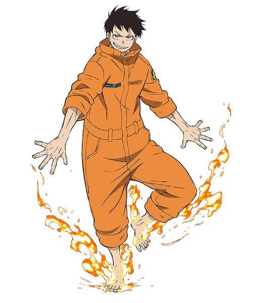 Enen no Shouboutai - зажигательный боевик