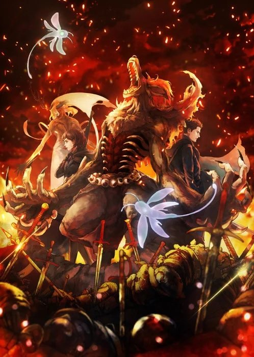 Fairy gone - превью аниме