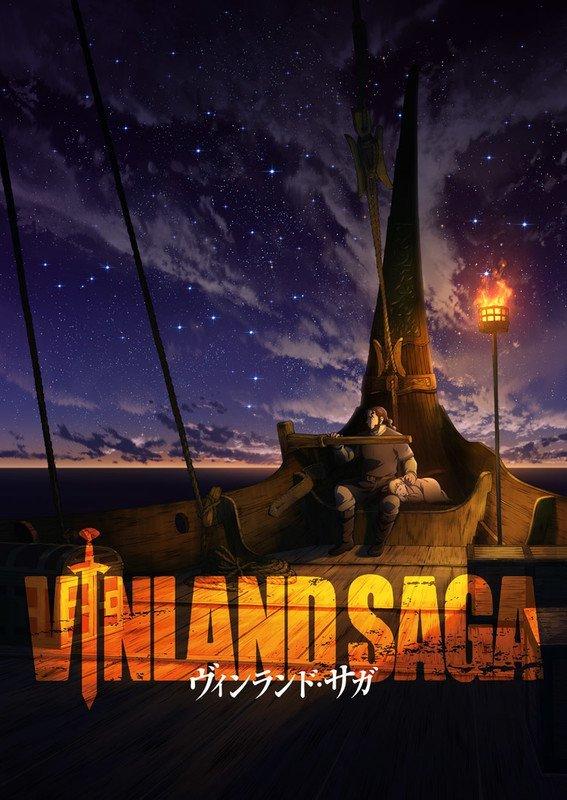 Первый трейлер Vinland Saga