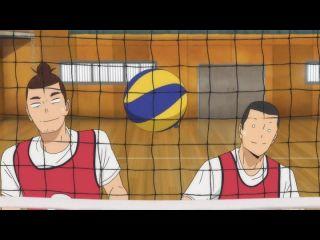 Посмотреть 3 серию Волейбол!