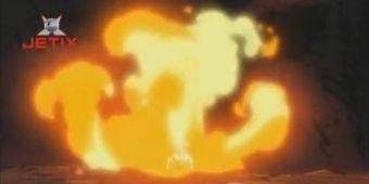 Простое пламя дракона