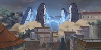 Западня четырех столбов