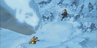 Свирепый ледяной зверь