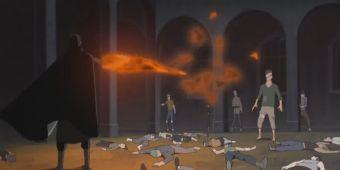 Огненный меч Тенроу