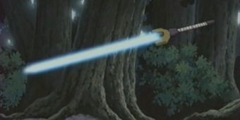 Контроль меча Кусанаги