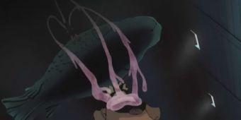 Мистическое искусство павлина: удушение