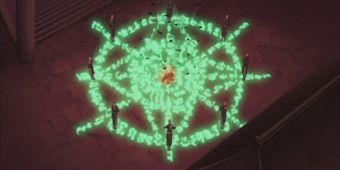 Ритуал изгоняющий зло