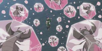 Волна кристального заключения