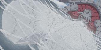 Водяной снаряд Трёххвостого