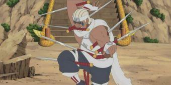 Танец семи мечей