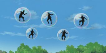 Чернильные пузыри