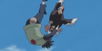 Пламенный страусиный удар