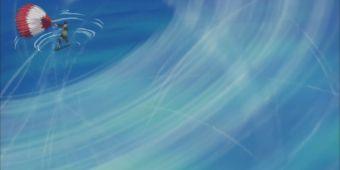 Воздушная спираль