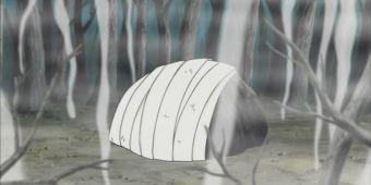 Купол из ткани