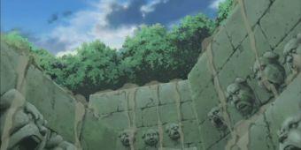 Множественная стена из грязи
