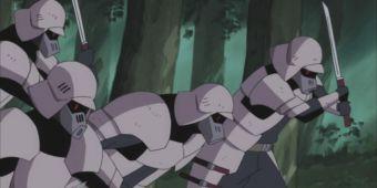 Нападение десяти марионеток