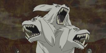 Трёхголовый волк