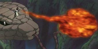 Змеиное пламя