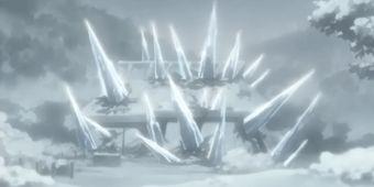Ледяные шипы