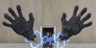 Чёрный железный кулак
